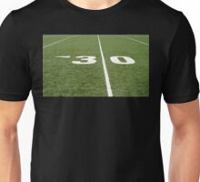 Football Field Thirty Unisex T-Shirt