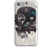 Daemon iPhone Case/Skin