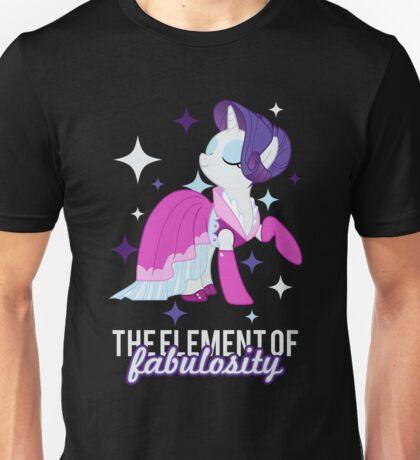 The element of fabulosity Unisex T-Shirt
