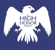 Game of Thrones, House Arryn emblem and words by lungho