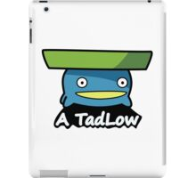 Lotad Tadlow iPad Case/Skin