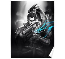 Yasuo - League of Legends Poster