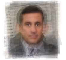 Michael Scott Portrait Photographic Print