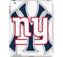 New york Sports iPad Case/Skin