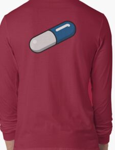 Akira Pill Long Sleeve T-Shirt