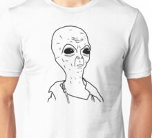 Bad Boy From Outer Space Unisex T-Shirt
