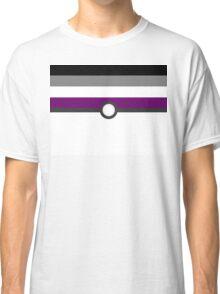 LGBT+ Ace Pride PokeBall Classic T-Shirt