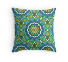 Always a Season for Sunflowers_ReImaged #15 Throw Pillow