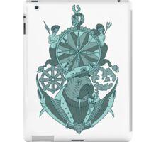Ruler of the Sea iPad Case/Skin