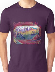 Life In Color Box Car Art Unisex T-Shirt