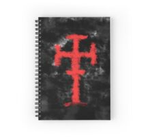 Colton Dixon Cross Spiral Notebook