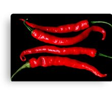 Chilli 1 Canvas Print