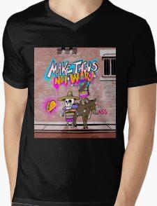 Taco Bout It Mens V-Neck T-Shirt