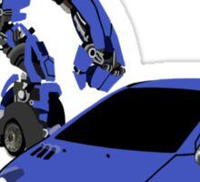 Renault Twingo Transformer Sticker