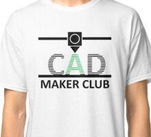 MAKER CAD CLUB 001 Classic T-Shirt