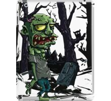 Got Brains? Halloween T-Shirt iPad Case/Skin