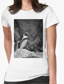 The King of the Mountain Womens Fitted T-Shirt