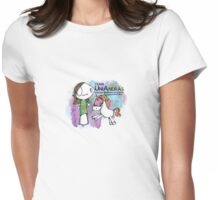 Emily Andras Womens Fitted T-Shirt