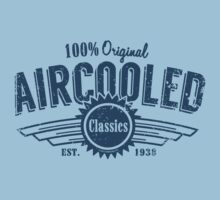 Aircooled Classic T-Shirt by NuDesign