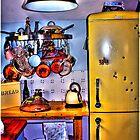 Vintage Kitchen by Mounty