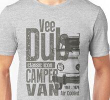 V-Dub Classic Camper Van T-shirt Unisex T-Shirt