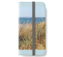 Serenity on the beach iPhone Wallet/Case/Skin