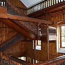 The 'Harry Potter' Staircase - Lissan House by oulgundog