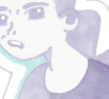 Pastel Pixie Punk Boy Sticker