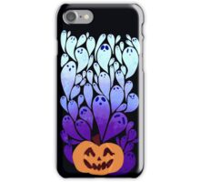 Too Many Ghosties iPhone Case/Skin