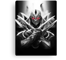 Zed - League of Legends Canvas Print