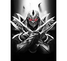 Zed - League of Legends Photographic Print