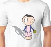 011 and Her Waffle Unisex T-Shirt
