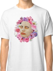Alyssa Edwards Beauty Mask With Flowers - Rupaul's Drag Race All Stars 2  Classic T-Shirt