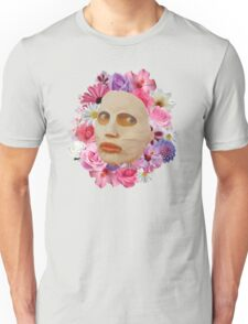Alyssa Edwards Beauty Mask With Flowers - Rupaul's Drag Race All Stars 2  Unisex T-Shirt