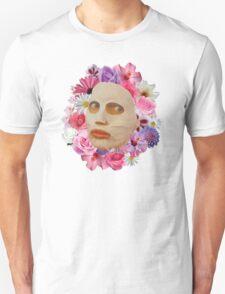 Alyssa Edwards Beauty Mask With Flowers - Rupaul's Drag Race All Stars 2  Unisex T-Shirt