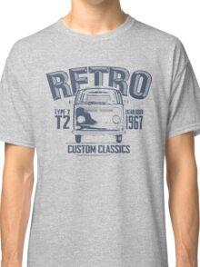 NEW Men's Classic Camper Van T-shirt Classic T-Shirt