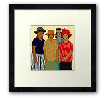 Women of the Church Framed Print