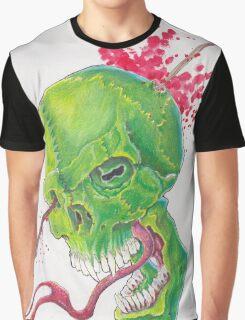 Slain Greenskull Graphic T-Shirt