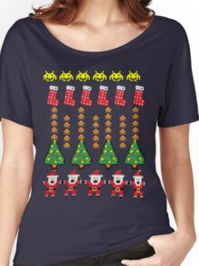 Game Classic Christmas Sweater Women's Relaxed Fit T-Shirt