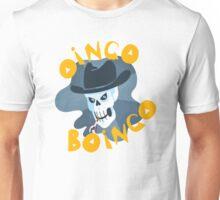 Smoking Skull Unisex T-Shirt