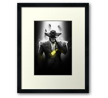 Twisted Fate - League of Legends Framed Print