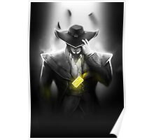 Twisted Fate - League of Legends Poster