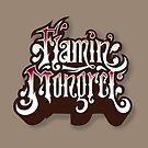 Flamin' mongrel by MonsterMan