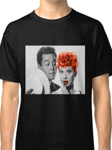 Who loves Lucy Classic T-Shirt