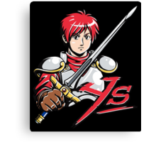 Ys - Adol Christin Canvas Print