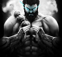 Udyr - League of Legends by Waccala