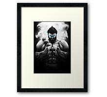 Udyr - League of Legends Framed Print
