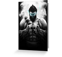 Udyr - League of Legends Greeting Card