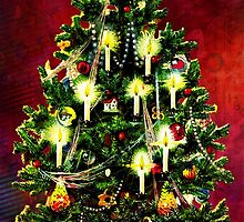 CHRISTMAS TREE by Tammera