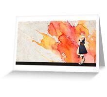 Natsu Dragneel Greeting Card
